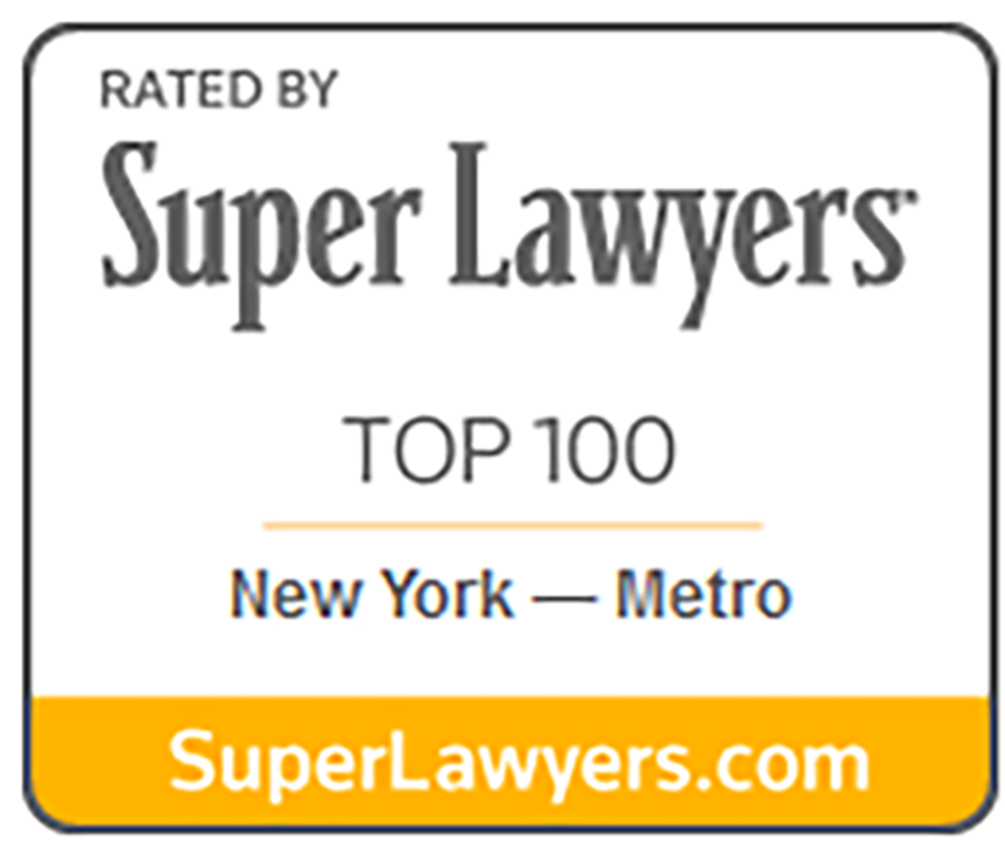 """Christopher L. Sallay Named """"Top 100"""" Lawyer in New York by Super Lawyers"""