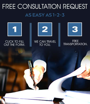 Request Your Personal Injury Consultation