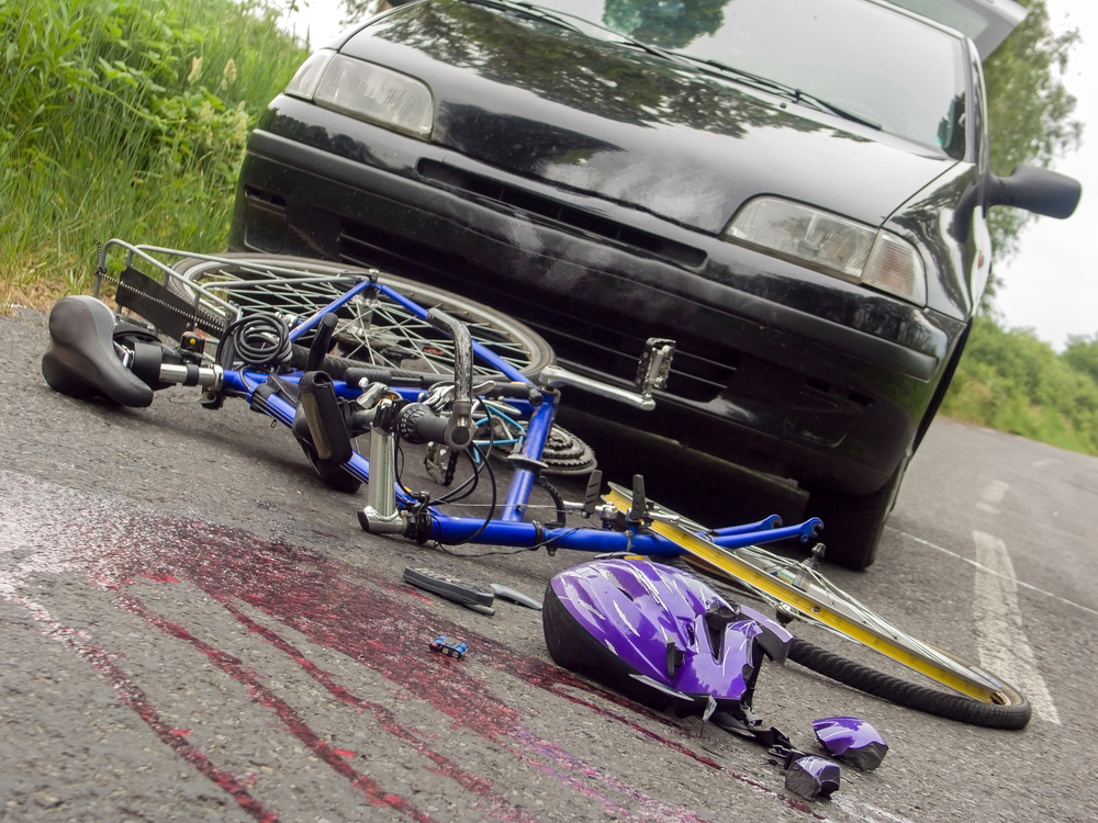 Hicksville Car Accident Kills One Bicyclist and Injures Another