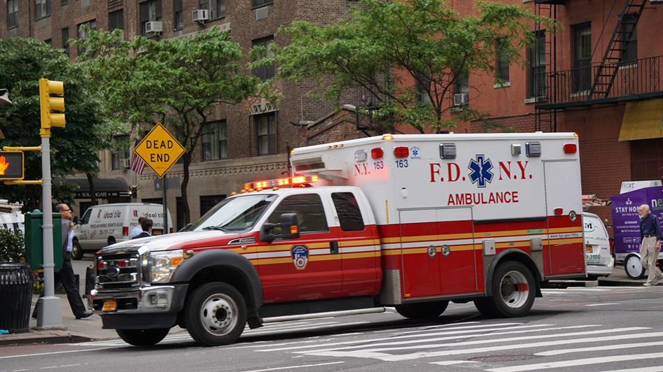 Car Jumps Curb and Strikes Pedestrians on Upper West Side