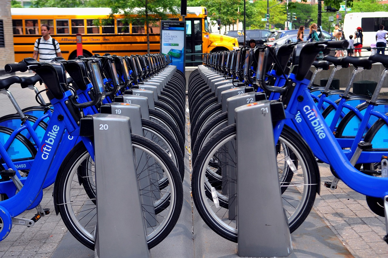 56-Year Old Woman on a Citi Bike Sustains Serious Leg Injury When Struck by Van on 6th Avenue